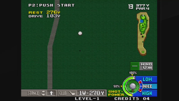 ACA NEOGEO BIG TOURNAMENT GOLF