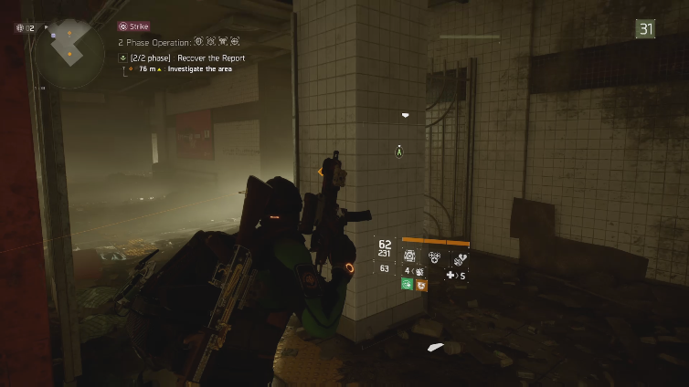 xCRiMZoNx playing Tom Clancy's The Division