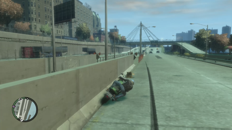 Taro Korya San playing Grand Theft Auto IV