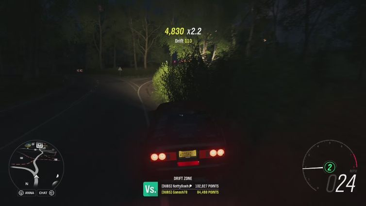 Ganesh78 playing Forza Horizon 4