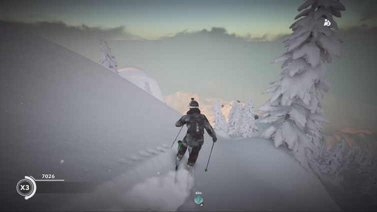 Chrupdiddy playing Steep