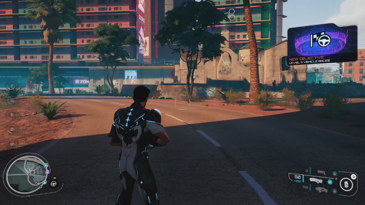 UnHoly One playing Crackdown 3: Campaign